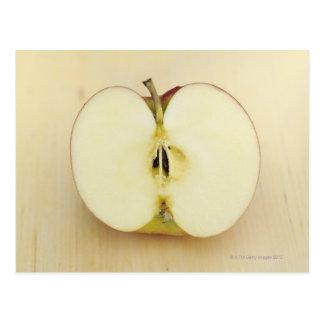Apple,Fruit,Outdoor Postcard