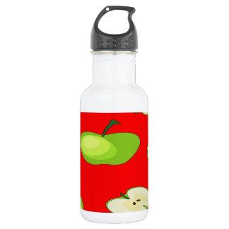 Apple fruit pattern