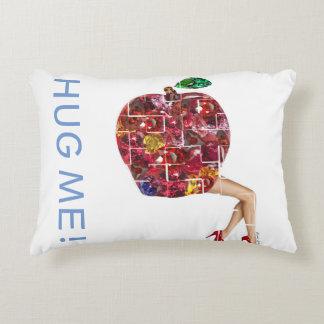 Apple Gems Decorative Pillow