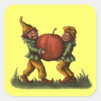 apple gnomes sticker