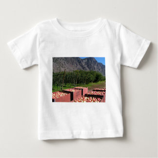 Apple Harvest ib southern BC, Canada Baby T-Shirt