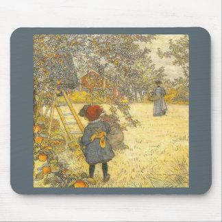 'Apple Harvest' Mouse Pads