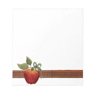 Apple Harvest - Notepad