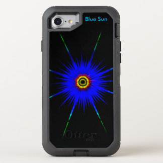 Apple iPhone 6/6s with blue sun background OtterBox Defender iPhone 7 Case