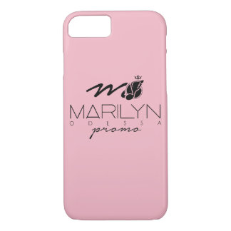 Apple iPhone 7, Barely There Phone Case, Pink iPhone 8/7 Case