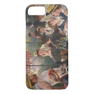 Apple iPhone 7 case with Renoir masterpiece scene