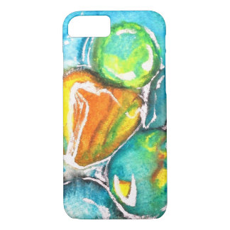 Apple iPhone 7, Colorful River Rocks iPhone 8/7 Case