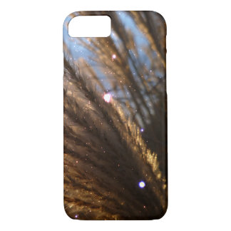 Apple iPhone 7, Phone Case Golden Wheat Light Rays