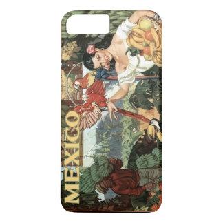 Apple iPhone 7 Plus, Mexico vintage image iPhone 8 Plus/7 Plus Case