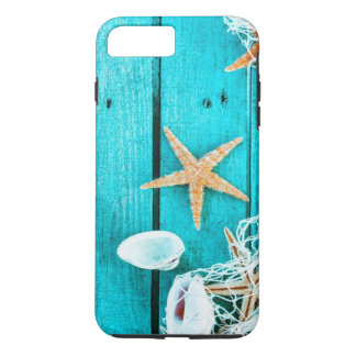 "Apple iPhone 7 Plus,"" Sea Shell""  Tough Phone Case"
