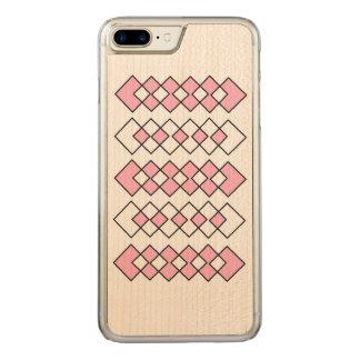Apple iPhone 7 Plus Slim Maple Wood Case
