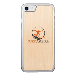 Apple iPhone 7 Slim Maple Wood Case