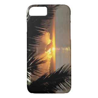 Apple iPhone 7 Tropical Sunset case