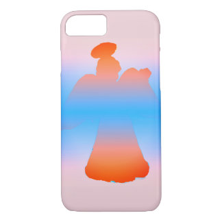 Apple iPhone 8/7 Barely there Phone case: Angel iPhone 8/7 Case