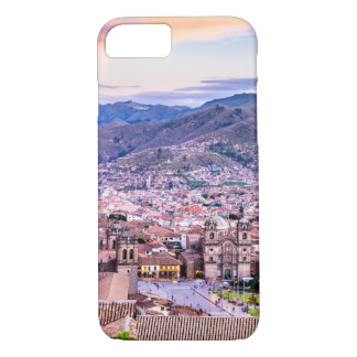 Apple iPhone 8/7, Barely There Phone Case Cusco