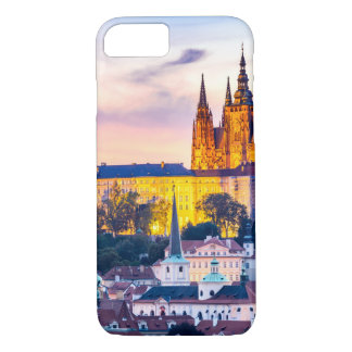 Apple iPhone 8/7, Barely There Phone Case Prague