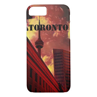 Apple iPhone 8/7, Barely There Phone Case-TORONTO iPhone 8/7 Case
