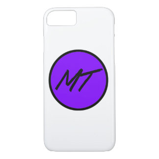 Apple iPhone 8/7 Case Official MT Logo