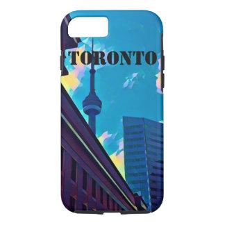 Apple iPhone 8/7, Tough Phone Case-TORONTO PIC iPhone 8/7 Case