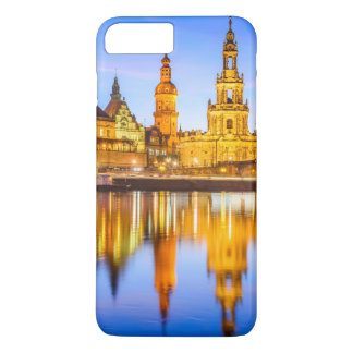 Apple iPhone 8 Plus/7 Plus, Barely Dresden iPhone 8 Plus/7 Plus Case
