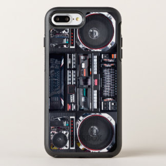 Apple iPhone Boombox Otter OtterBox Symmetry iPhone 7 Plus Case