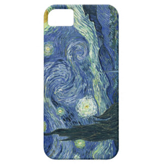 Apple iphone Van Gogh Starry Night cell sleeve iPhone 5 Cover