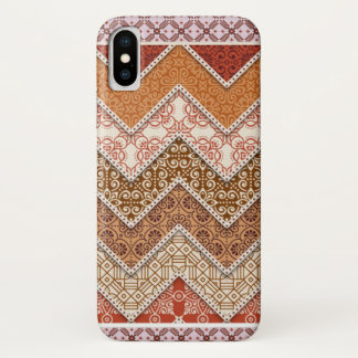 Apple iphone X Batik Case