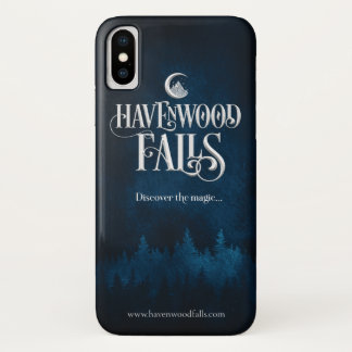 Apple iPhone X Case - HF Forest