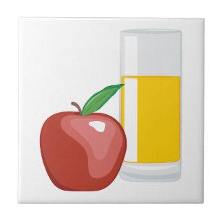 Apple Juice Ceramic Tile