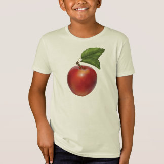 Apple Kids' American Apparel Organic T-Shirt