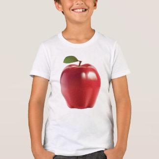 Apple Kids' American Apparel Poly-Cotton Blend T-Shirt