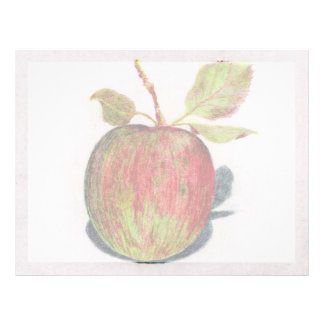 Apple Letterhead