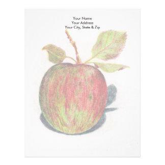 Apple Letterhead