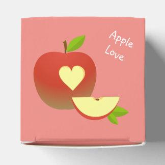 Apple Love Favor Box