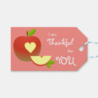 Apple Love Gift Tags