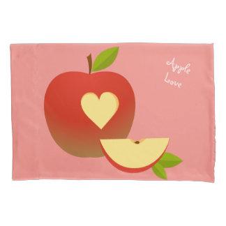 Apple Love Pillowcase