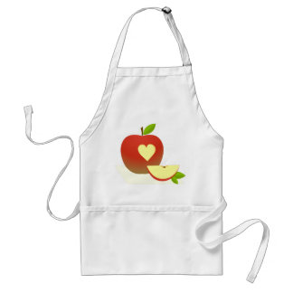 Apple Love Standard Apron