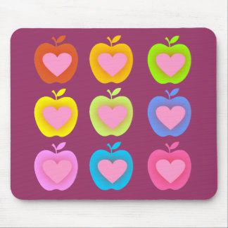 Apple Lover B1 Mouse Pad
