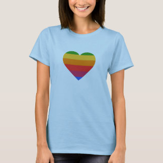 Apple Mac Heart T-Shirt