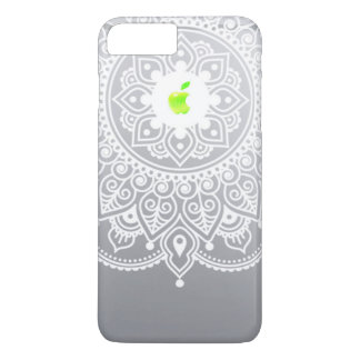 Apple Mandala green Case-Mate iPhone Case