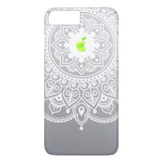 Apple Mandala green iPhone 7 Plus Case
