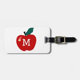 Apple Monogram Luggage Tag