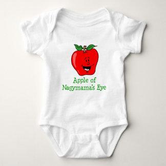 Apple Nagymama's Eye Baby Bodysuit