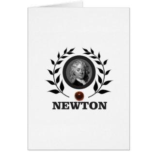 apple newton art card