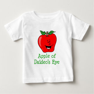 Apple of Daideo's Eye Baby T-Shirt