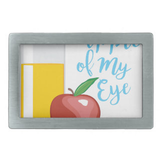 Apple Of Eye Belt Buckle