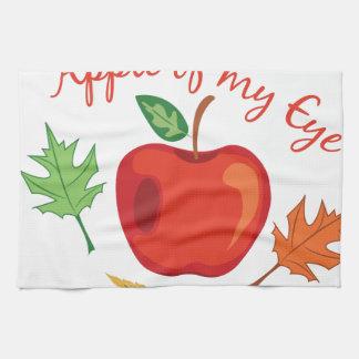 Apple Of Eye Hand Towel