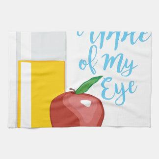 Apple Of Eye Hand Towels