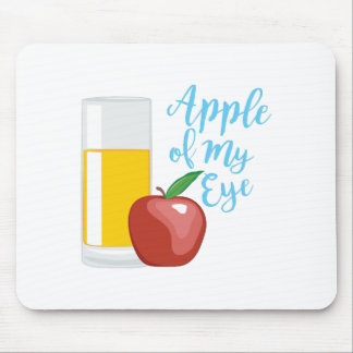 Apple Of Eye Mouse Pad