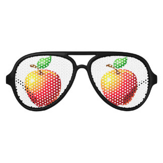 Apple of My Eye Aviator Sunglasses
